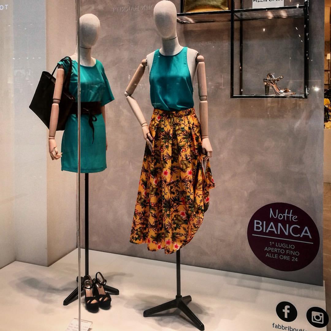 Fabbri Boutiques | MANICHINI STORE