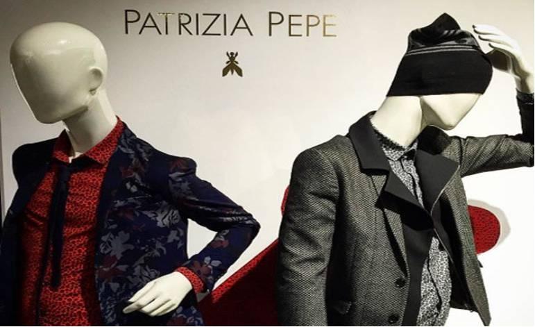 new arrivals 4c8b7 53f7f Patrizia Pepe agreed with Sari Spazio for man | MANICHINI STORE