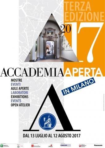 ACCADEMIA APERTA MILANO 3° EDIZIONE