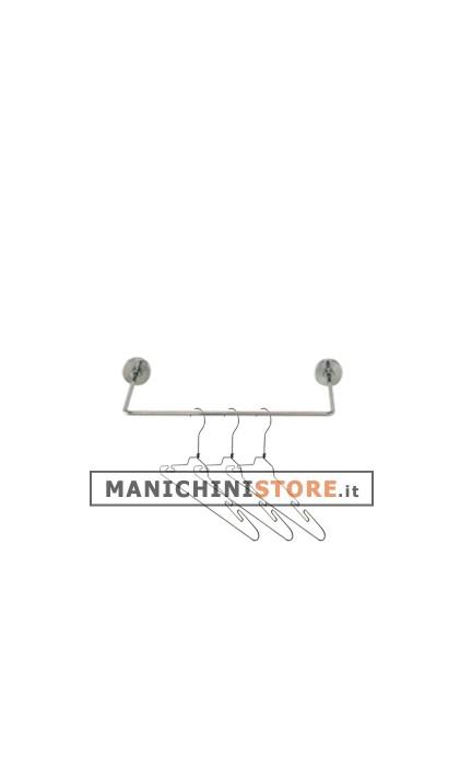 Appenderia A Muro.Barra A Muro 34 6 Cm Manichini Store