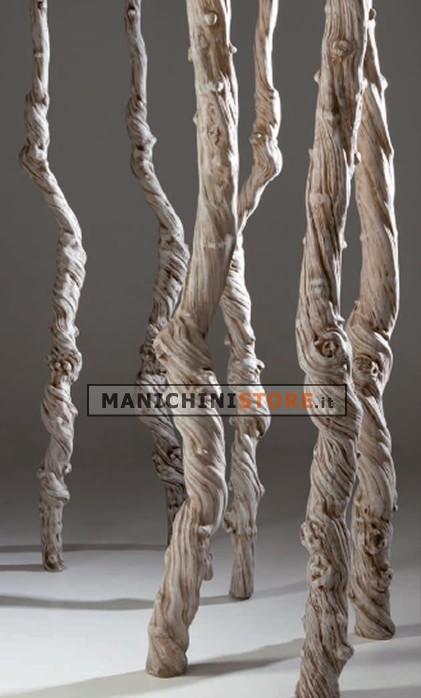 Tronco d 39 albero per allestimento negozi tb245 for Tronco albero arredamento